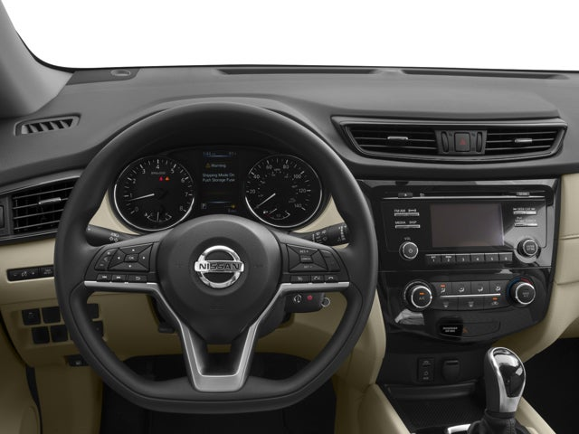 Used 2017 Nissan Rogue S Southern Palms Mazda
