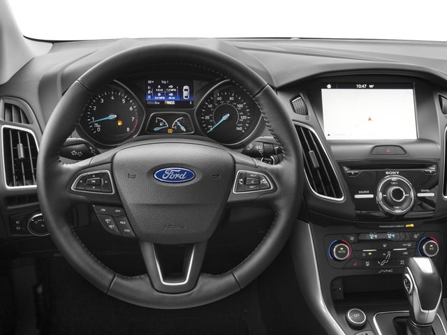 Used 2018 Ford Focus Titanium Southern Palms Mazda