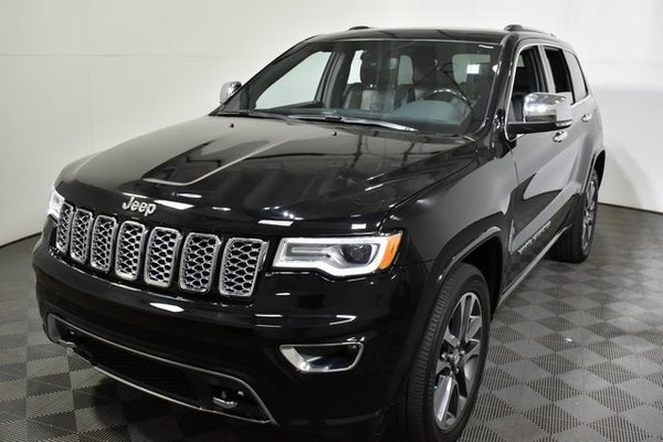 2018 Jeep Grand Cherokee Overland 4Dr Sport Utility