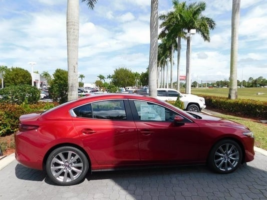2019 Mazda3 4-Door Preferred