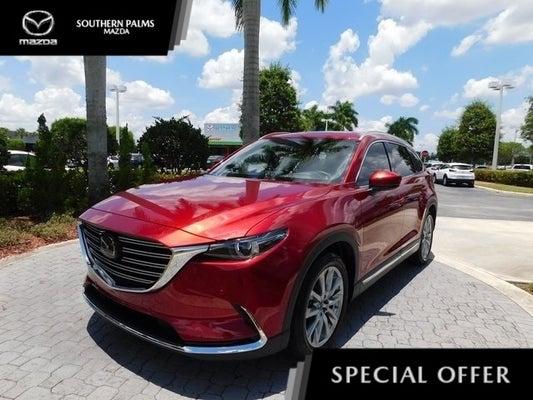 Prime 2019 Mazda Cx 9 Grand Touring Machost Co Dining Chair Design Ideas Machostcouk